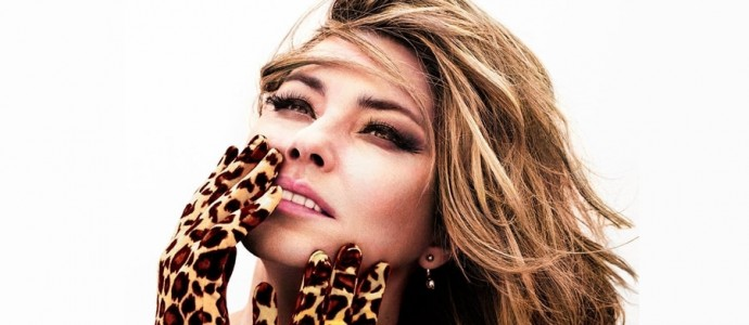 "Shania Twain anuncia a ""NOW Tour"""