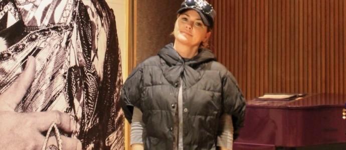 Shania Twain visita o Paisley Park
