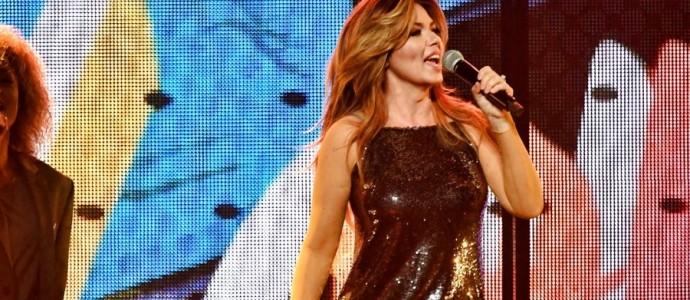 #ShaniaNOW: Confira fotos e vídeos do show de abertura da nova turnê de Shania Twain