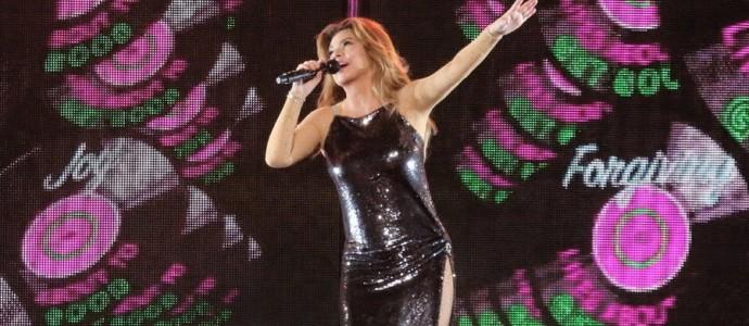 Shania Twain anuncia nova residência em Las Vegas