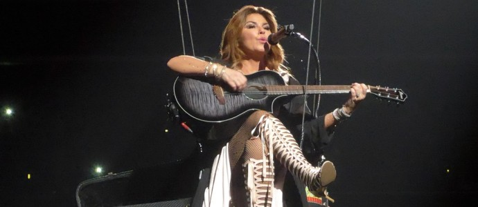 [Review] Shania Twain impressiona muito no Barclays Center