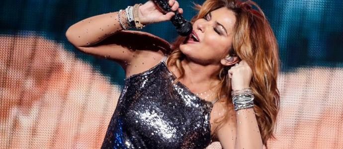 [Review] Shania Twain emociona a torcida na Bridgestone Arena