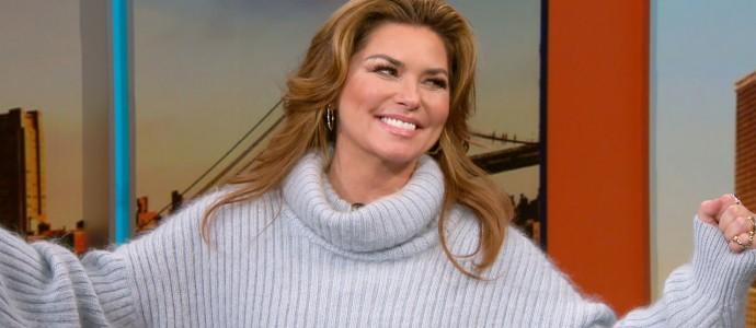 Shania Twain anuncia novo álbum de natal com participação de John Travolta