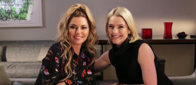 Shania Twain grava nova entrevista para o programa Strahan and Sara