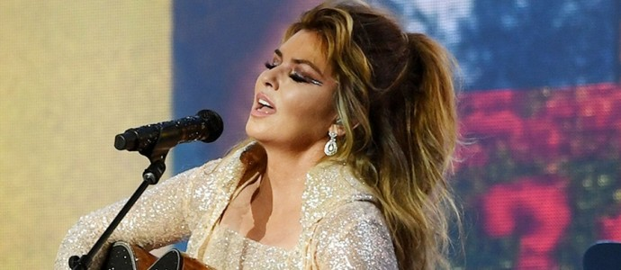 "Shania Twain é confirmada no especial ""Stronger Together"""
