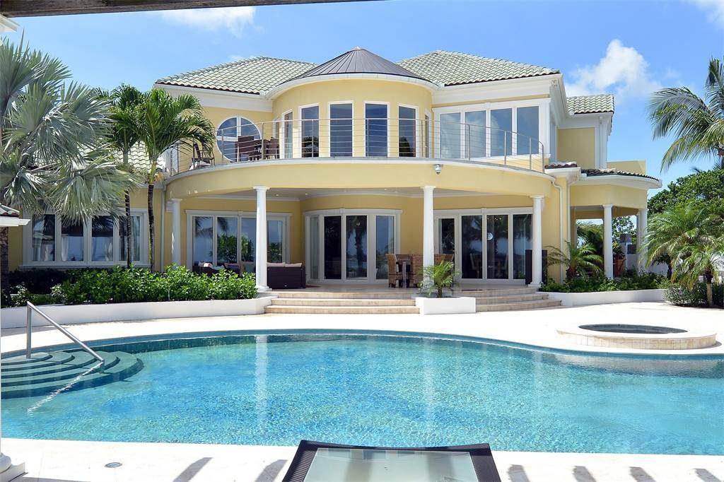 Propriedade de Shania Twain nas Bahamas está a venda!