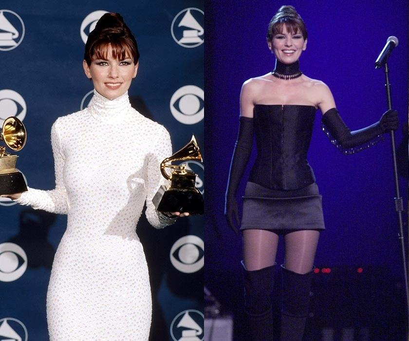 Shania Twain no Grammy Awards, 1999